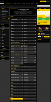 Fos Provence Basket @ BWin Bookmaker